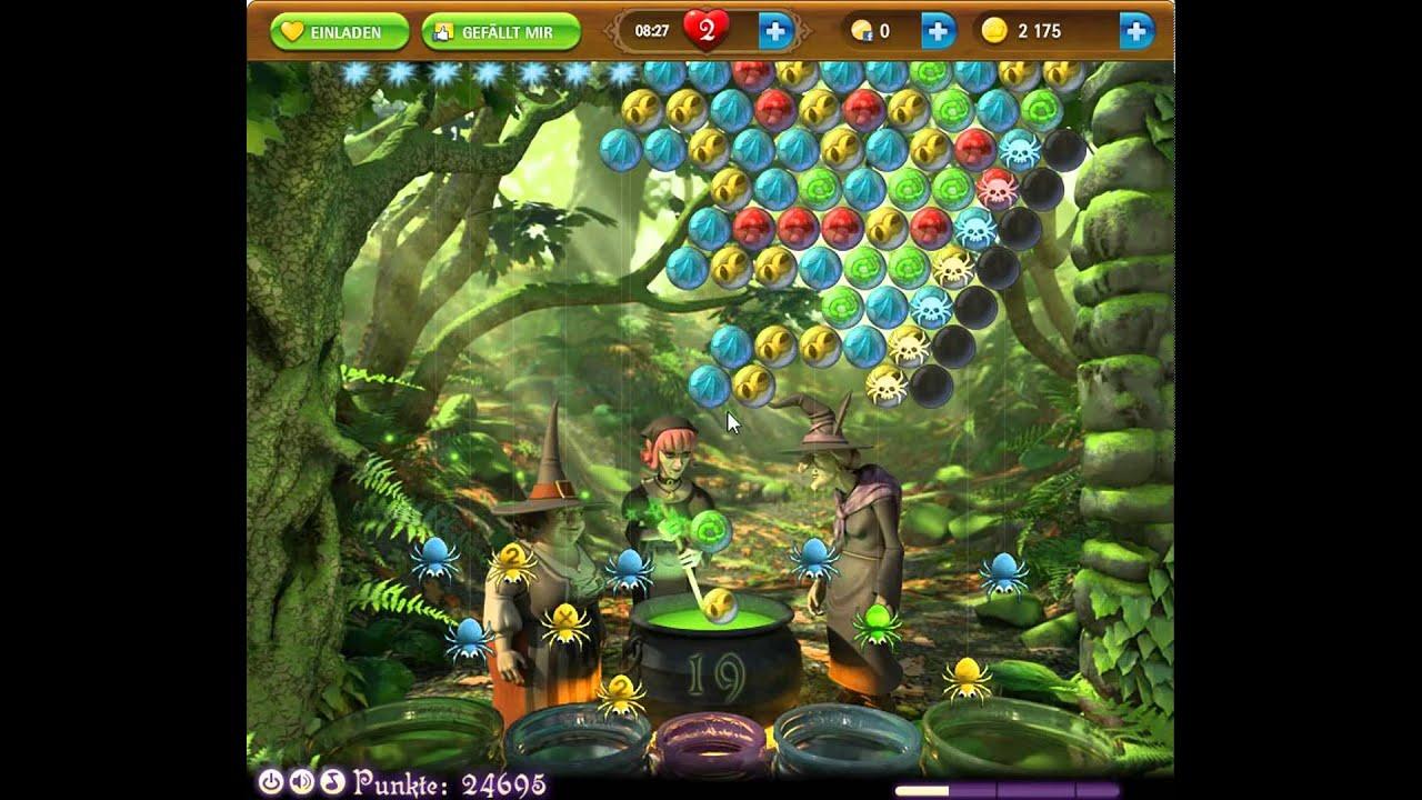 Walkthrough Part Level 30 - Bubble Witch Saga Video