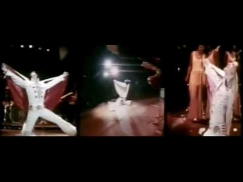 Elvis Presley  Johnny B Goode Elvis On Tour Intro