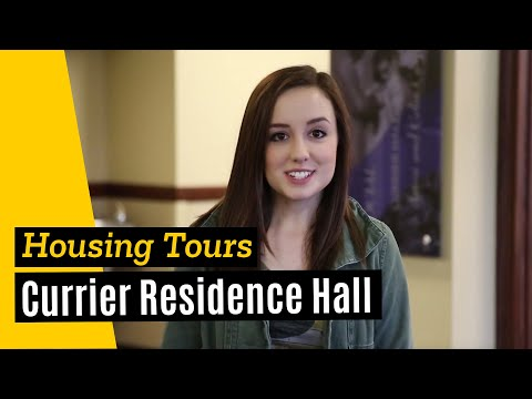 Housing Tours: Currier Residence Hall