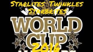 World Cup Shooting Stars 2016 Music