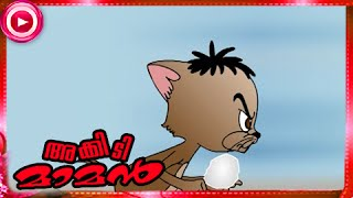 Malayalam Animation For Children - Akkidimaman - Malayalam Cartoon Videos Part -3
