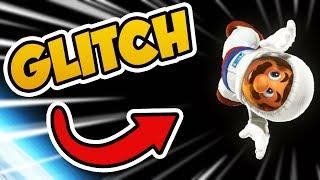 FREI im WELTRAUM FLIEGEN【GLITCH】Mario Odyssey + Mehr