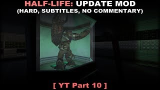 Half-Life with Update MOD walkthrough 10 (Hard, No commentary ✔) PC 60FPS