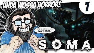 🎮 BIRGER ZOCKT: Soma #1 - Ihr woids a Horror-Spui? OK! ;)