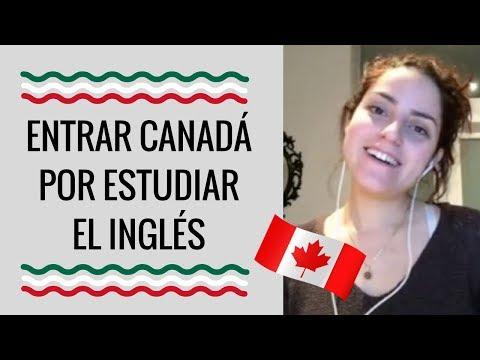 Inmigración Canadiense: Entrar Canadá Por Estudiar el Inglés