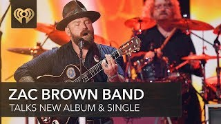 """Zac Brown Band Drops New Single, """"Leaving Love Behind"""" 