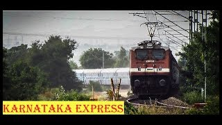 Karntaka Express With An Et Night Wap 4