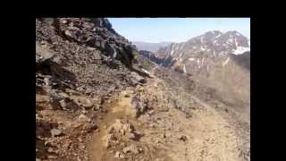 Toubkal 4167 m . Alto Atlas . Marruecos