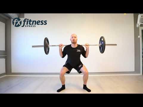 Knebøy - Fitness Xpress