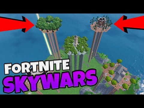 SKYWARS MINI GAME - Fortnite met Link, Roedie & Joost