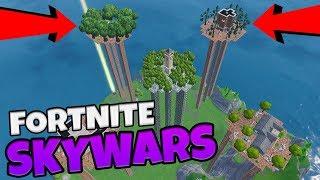 SKYWARS MINI GAME - Fortnite met Link, Roedie & Joost