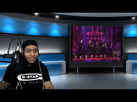 BTS (방탄소년단) 'Boy With Luv' SNL Live Performance - Reaction