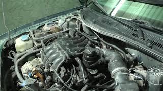 Skoda Octavia на холодную трудно запускается , не стабильная работа двигателя
