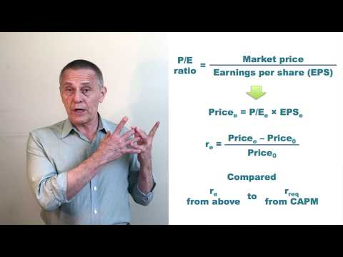 What Does the Capital Asset Pricing Model Actually Price?