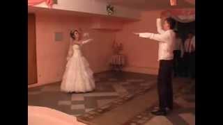 Флешмоб свадьба жених и невеста