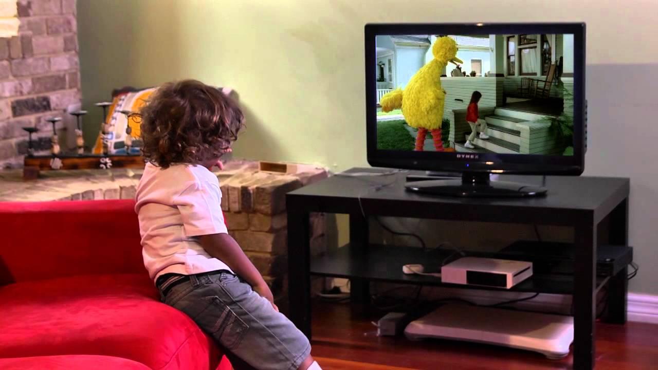 Sesame Street and PBS