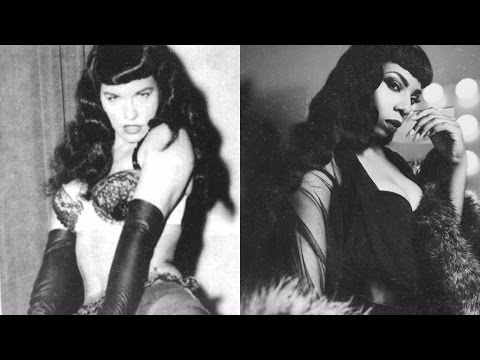 1950's Bettie Page Bangs+ Vintage Soft Waves New Star Hair AliExpress