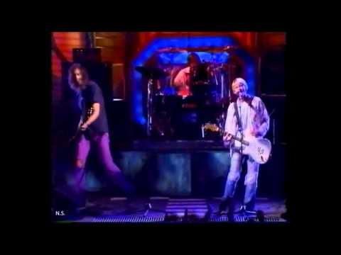 Nirvana  Lithium  MTV Awards 1992 090992
