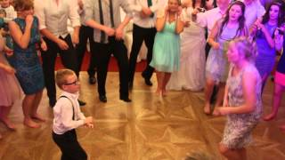 Ultimate wedding dance off -Gangnam style