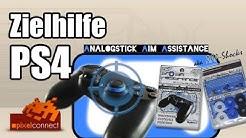 PS4: Zielhilfe für Dualshock 4 - Aim Assistance Stossdämpfer