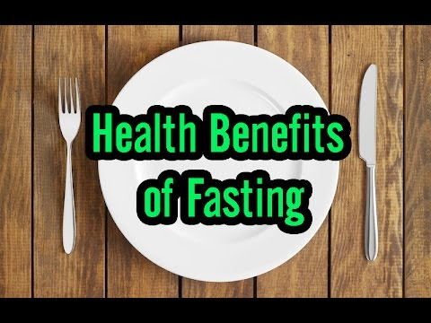 10 Health Benefits of Fasting