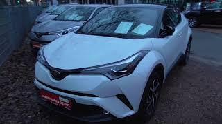 Цены на Тойоту в Германии 2018 - Toyota Verso, Avensis, CH-R