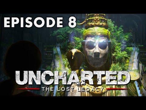 UNCHARTED : THE LOST LEGACY #08 | La défense de Ganesh