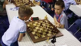 ??? - Cherniaiev Tikhon World Cadet Chess Blitz Campionship in Minsk