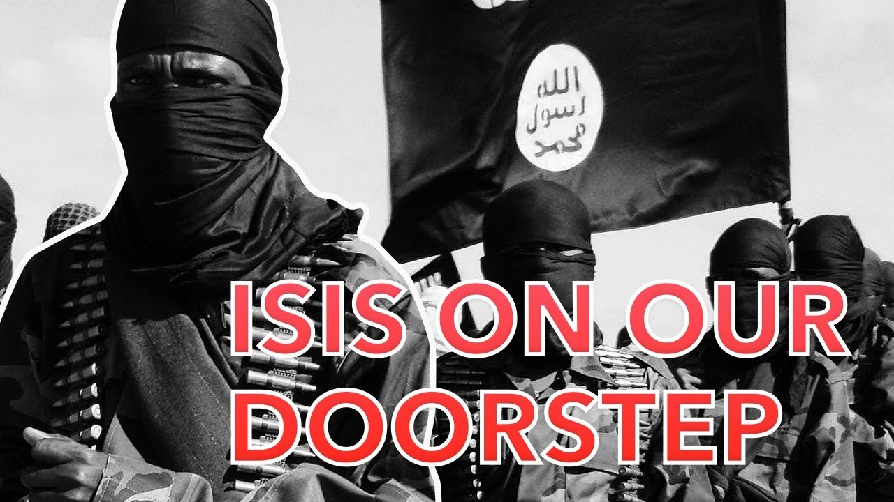 ISIS On Our Doorstep