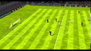 FIFA 14 Android - Stade Brest VS AS Nancy