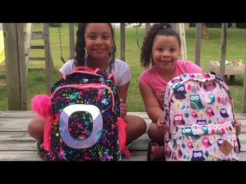 What's In My Backpack 2017 🎒 5th Grade | Schools Supplies