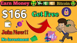 Get Free $166 Dollar USD Free 🔥 | Join Now!!  Without Investment 100% Genuine Site