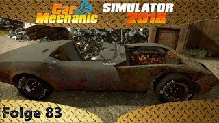 Car Mechanic Simulator 2018 - Bolt Reptilia S restoration Part I - Let