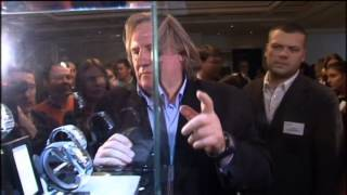 Ruble Crisis Hurts French Actor: Russian citizen Depardieu launches luxury watches production(French actor Gerard Depardieu has thrown his weight behind Moscow, saying that the economic crisis hurting Russia hurts him too. Depardieu, who was given a ..., 2014-12-18T13:37:07.000Z)