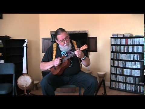 "Ben Seymour plays ""The Angel Gabriel"" on Ukulele"