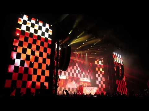 Above & Beyond at Electric Zoo 2013 - Sun & Moon