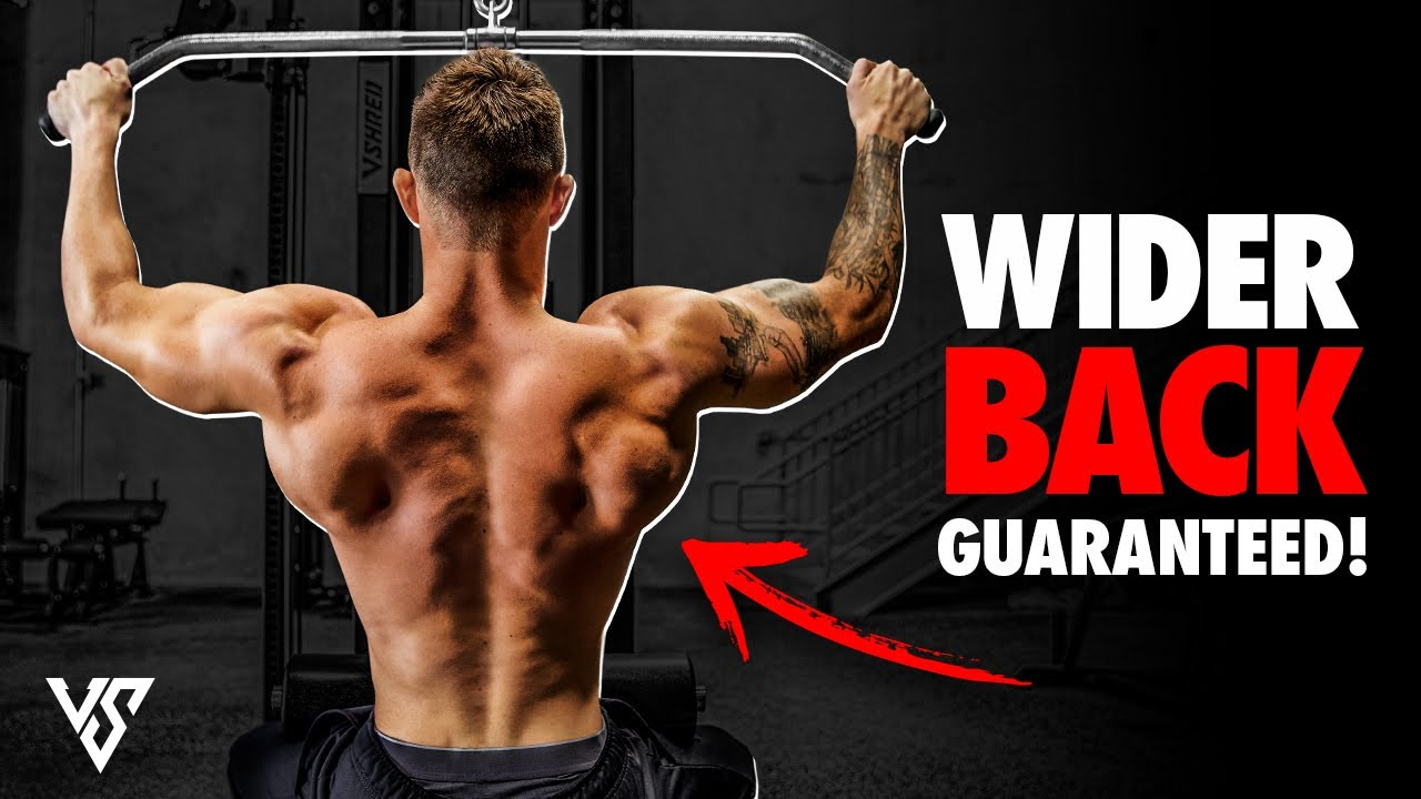 Best Exercise For A Wider Back
