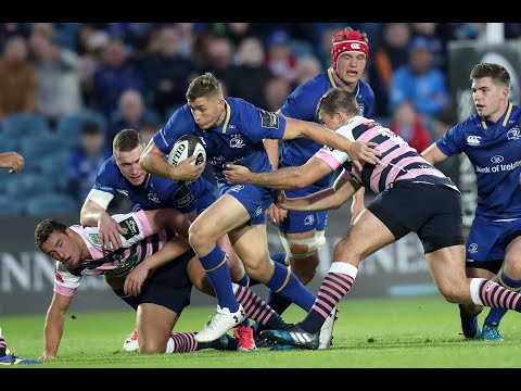 Round 2 Highlights: Leinster Rugby vs. Cardiff Blues