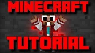 [Minecraft] - Secret Staircase v2 - Tutorial