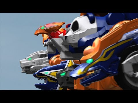 "power-rangers-super-ninja-steel---blaze-zords-and-megazord-|-episode-9-""outfoxed""-|-superheroes"