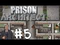 Prison Architect (Vanilla Custom Prison) The Shower Room! #5