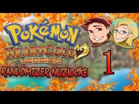 Pokemon HeartGold Randomizer Nuzlocke: Grumpy - EPISODE 1 - Friends Without Benefits