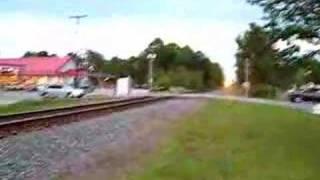 Dodge Ram K3LA vs Norfork SouthernTrain K5LA
