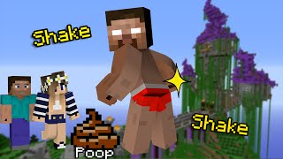 A Funny Day in Herobrine's Life - Minecraft Machinima(What do you think? You will see poop in this video! The mighty Herorbine! Herobrine wakes up in his magical mighty castle! What adventures will he have during ..., 2015-11-07T18:30:46.000Z)