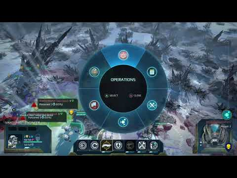 Age of wonders: planetfall: revelations quick playthrough ( no commentary) part 7 |