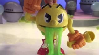Bandai's Gooage Spewing Gigantic Pac & Ghost Grabbin' Pac