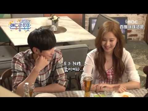 [Eng Sub]150626 Warm & Cozy Seohyun BTS
