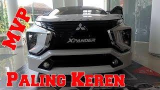 Xpander Paling Keren Tipe Exceed MT Full Aksesoris - LMPV Paling Laris