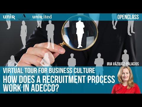 ¿Cómo funciona un proceso de selección en Adecco? | UNIR OPENCLASS