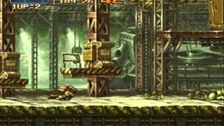 metal slug 2 mission 6 level 8 NO DEATH 1 - 2